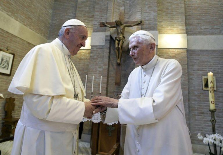 Benedicto XVI insiste en necesidad del celibato