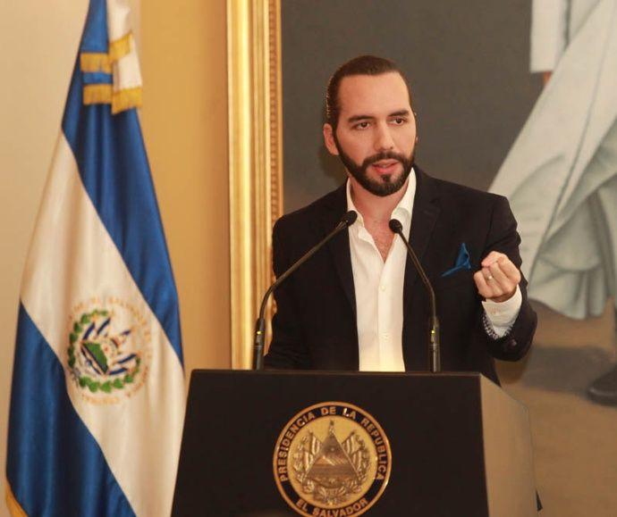 El Salvador confirma asistencia de Bukele a investidura de Giammattei