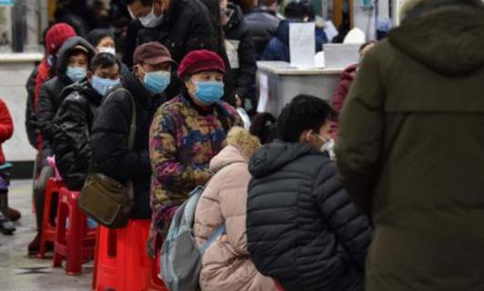 Coronavirus en China suma 26 muertos
