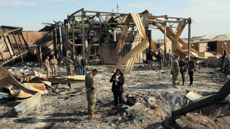 Sí hubo soldados de EE.UU. heridos en ataque iraní