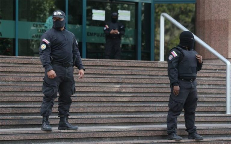 Confirmaron allanamiento a la oficina personal de Guaidó