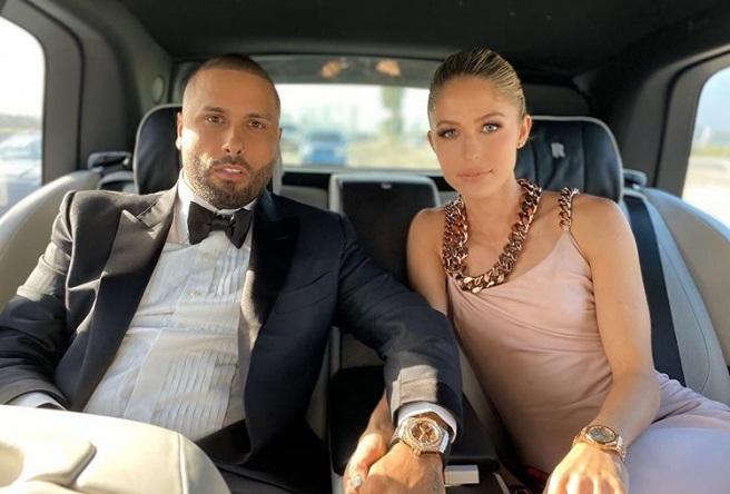 ¡De película! Nicky Jam y su novia felices en Miami