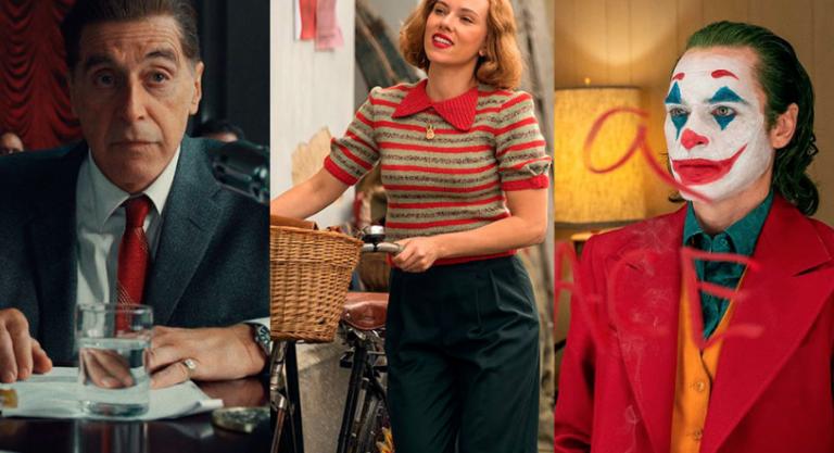"""""""Joker"""" y """"The Irishman"""" lideran nominaciones en BAFTA británicos"""