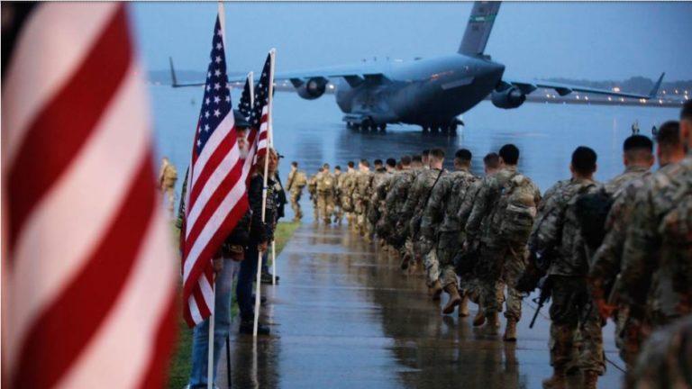 Gobierno de Irak exige salida de tropas de EEUU