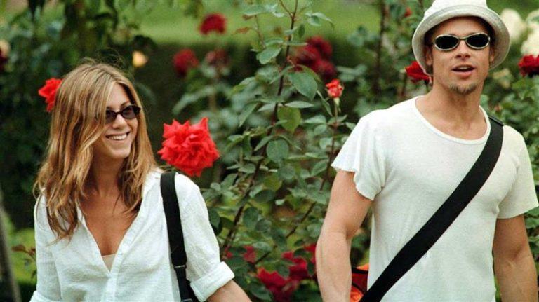 "Brad Pitt y Jennifer Aniston ahora son ""muy"" buenos amigos"