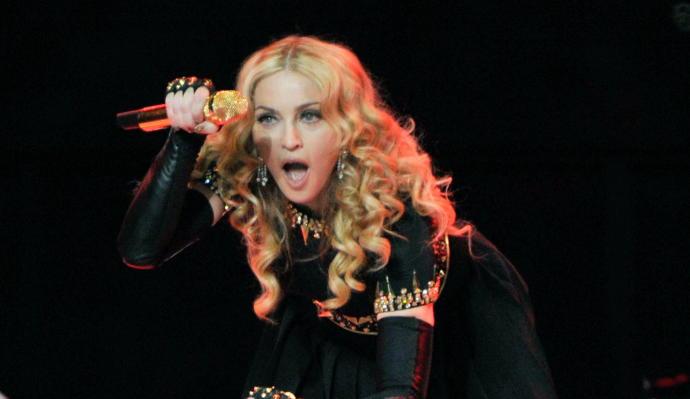 Dura crítica de Madonna hacia Donald Trump