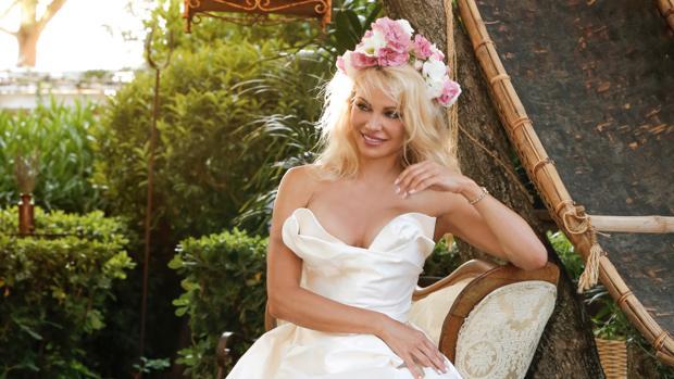 ¡Boda secreta! Pamela Anderson se casó otra vez