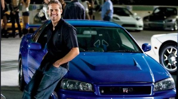 Colección de vehículos de Paul Walker a subasta