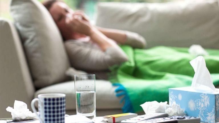 Registradas 41 muertes por gripe en Carolina del Norte
