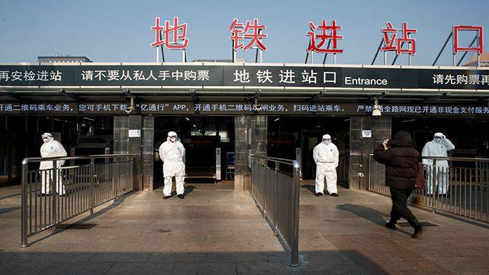 China endurece medidas para frenar avance de coronavirus