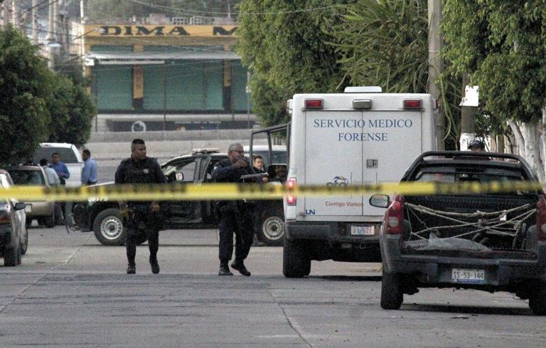 AMLO admite que violencia en Guanajuato se salió de control