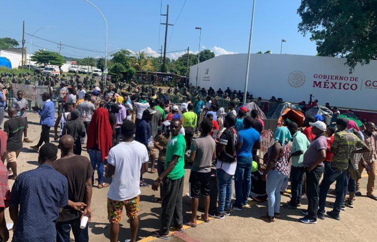 México bloquea acceso de ONG a estaciones migratorias