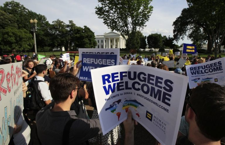 Arkansas abre puertas a refugiados