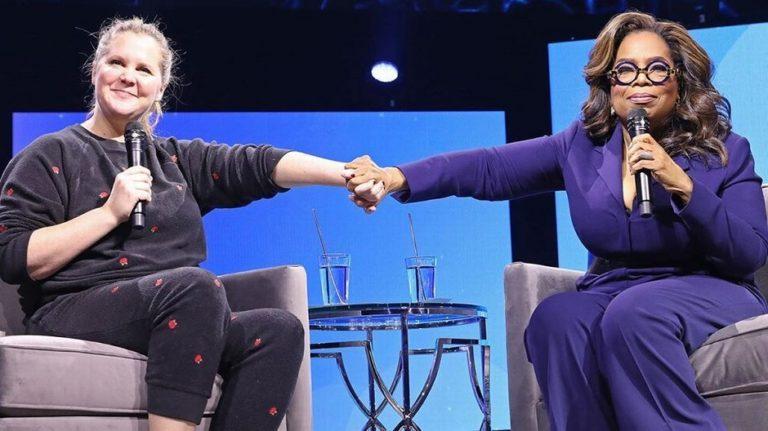 Oprah revoluciona Charlotte