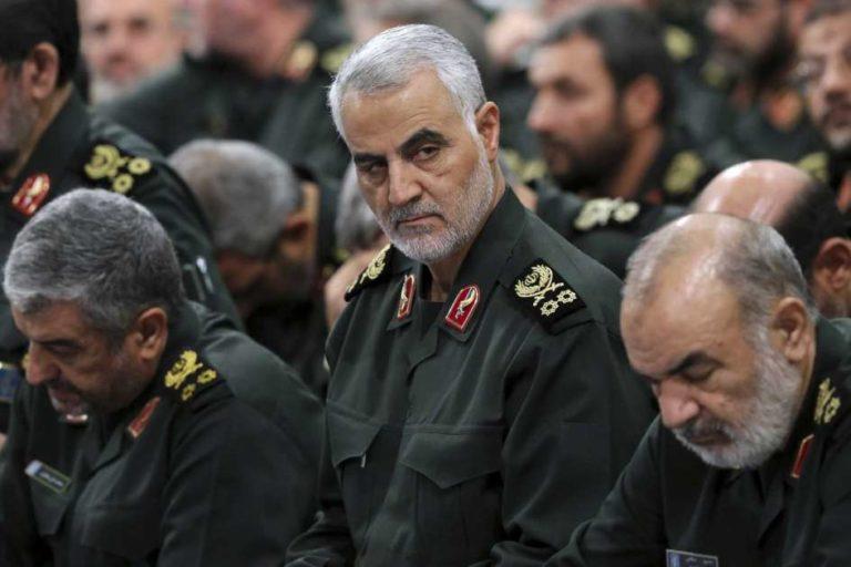 Alarma mundial por muerte de poderoso militar iraní
