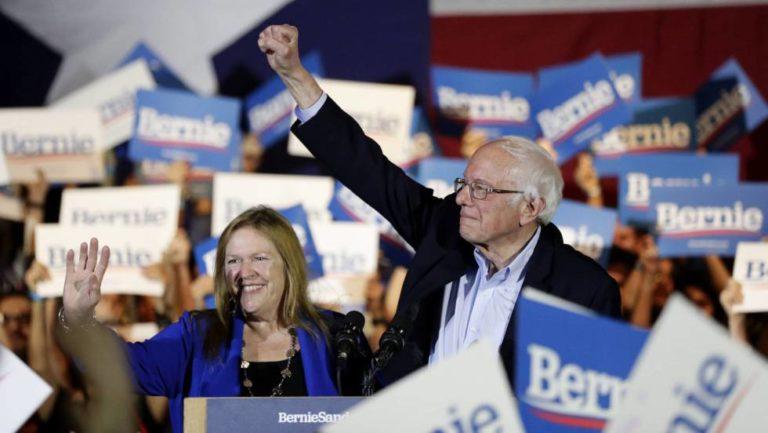 Sanders logra contundente victoria en Nevada