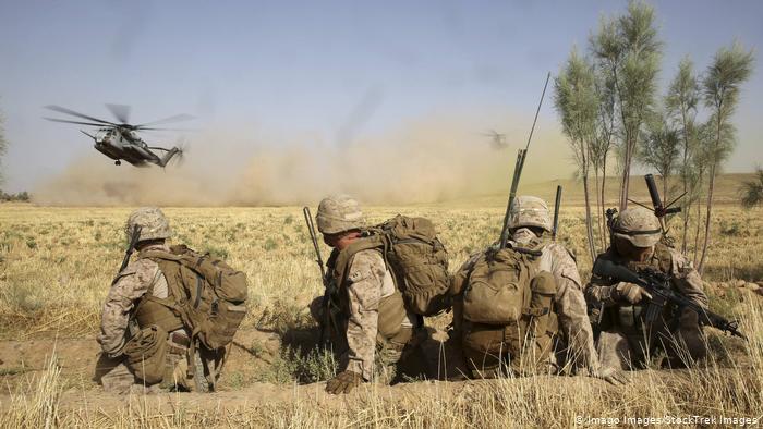 Identifican a soldados de EE.UU asesinados en Afganistán