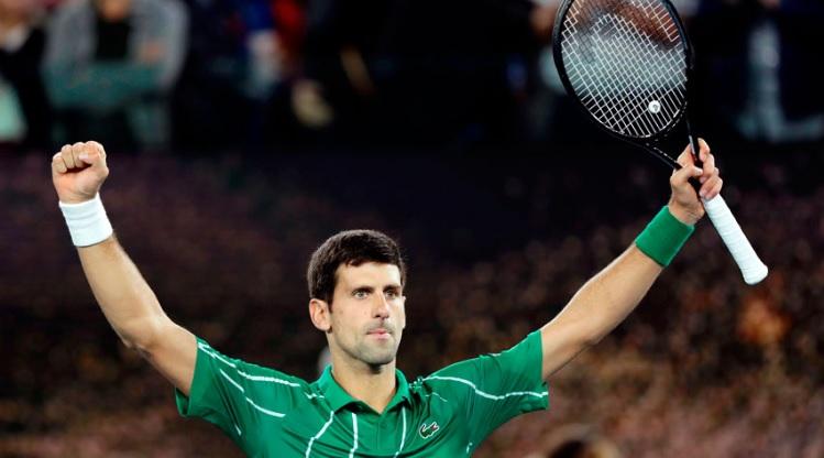 Djokovic derrotó a Thiem y se llevó el Abierto de Australia