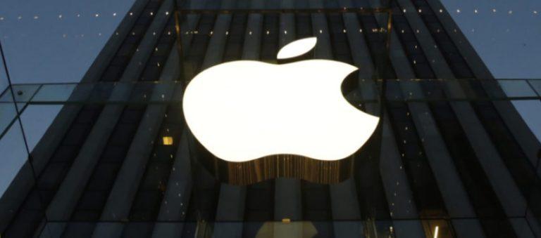 Apple cierra sus puertas en China por coronavirus