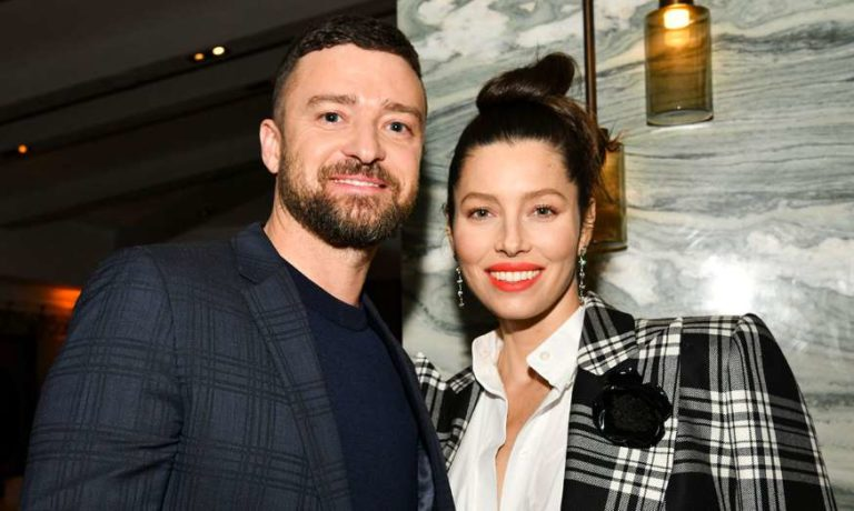 Jessica Biel & Justin Timberlake reaparecen felices