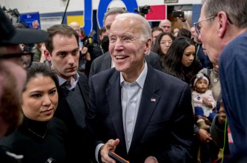 Joe Biden recibe importante apoyo hispano en Texas