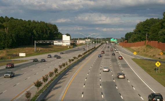 Accidentes en I-85 NB y Lancaster Hwy