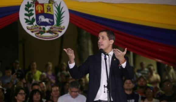 Guaidó anuncia nuevas protestas en Venezuela