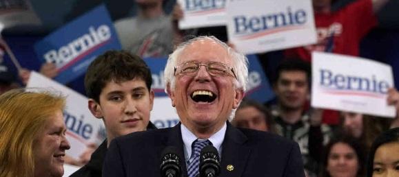 Bernie Sanders ganó primarias de New Hampshire