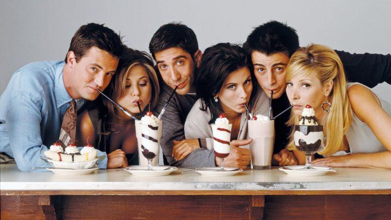 "Friends: Protagonistas ya ""firmaron"" su contrato"