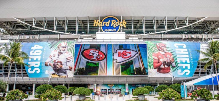 ¡A solo horas para el Super Bowl LIV!