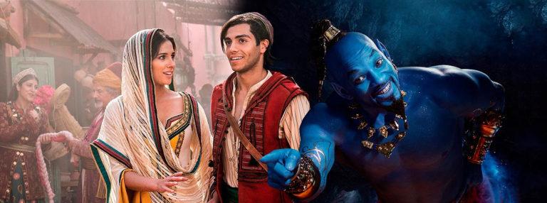 Disney desarrolla secuela de 'Aladdin'