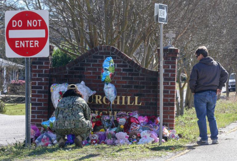 En vigilia recordaron a Faye asesinada con 6 años de edad