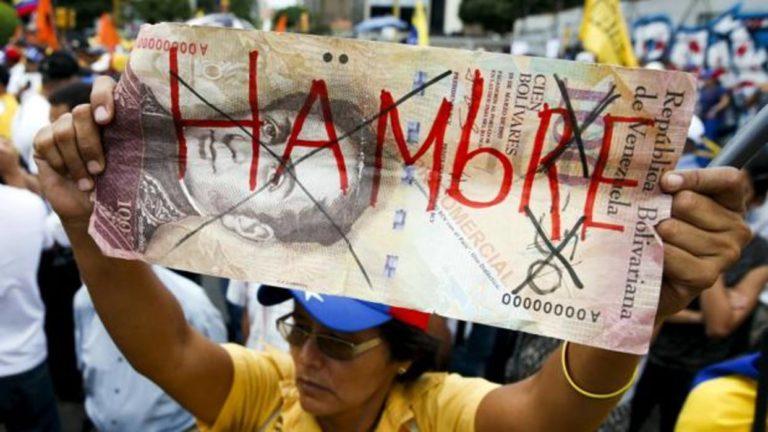 Venezolanos luchan contra inseguridad alimentaria