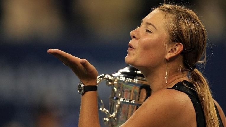 """Sharapova: """"Tenis, me estoy despidiendo"""""""