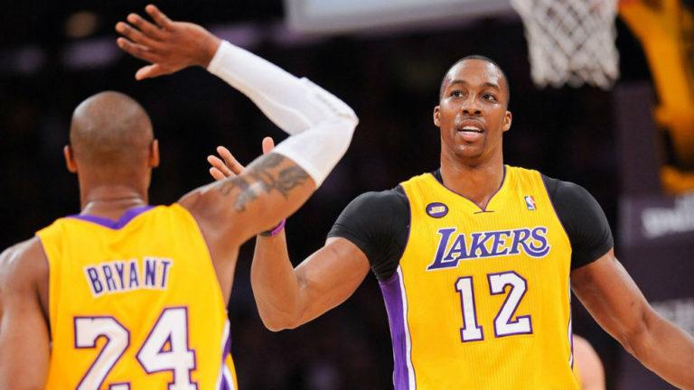 """""""No pude decirle a Kobe el aprecio que le tenía"""""""