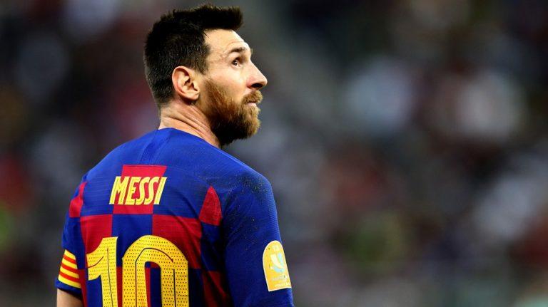 Incertidumbre sobre futuro de Messi en Barcelona