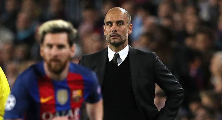 Pep desea que Messi acabe su carrera en este club