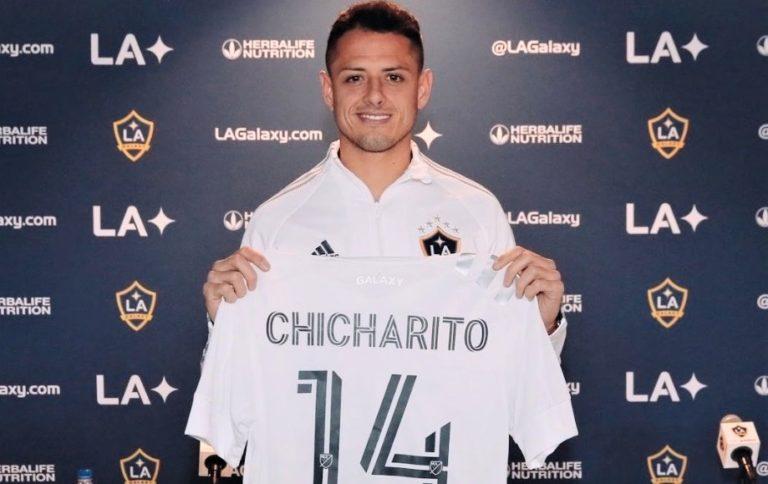 """""""Chicharito"""" ya tiene visa y se prepara para debutar"""
