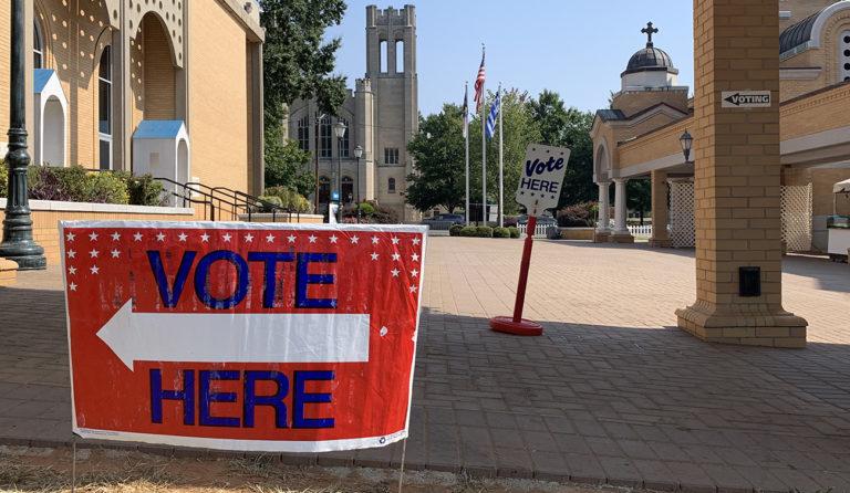 Comenzó votación anticipada para primarias
