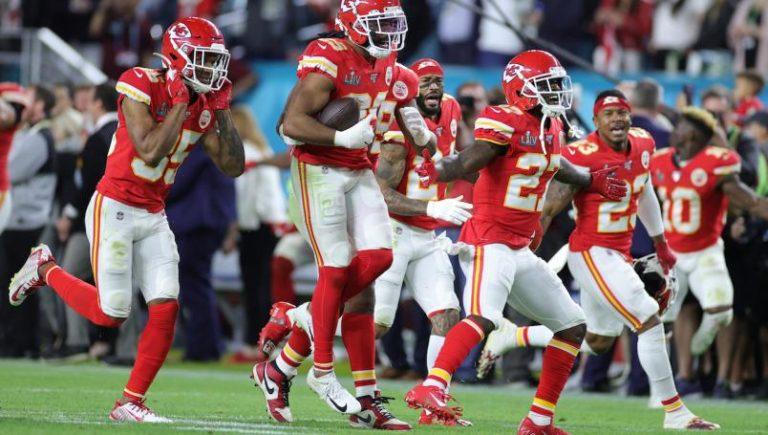 Los Chiefs alcanzan la gloria en el Super Bowl