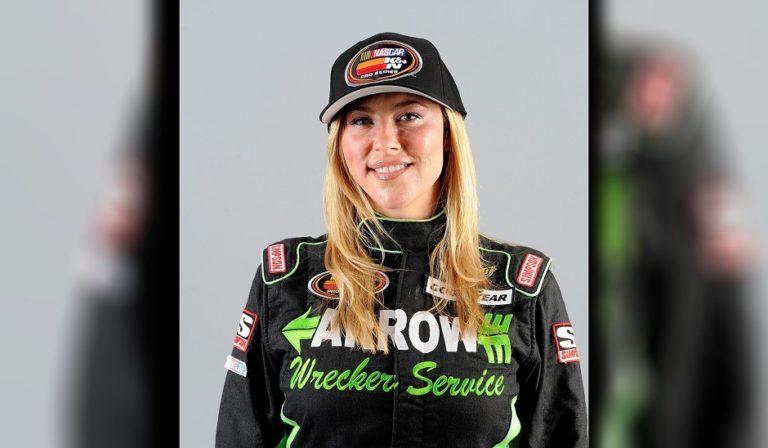 Hallada muerta ex piloto de NASCAR