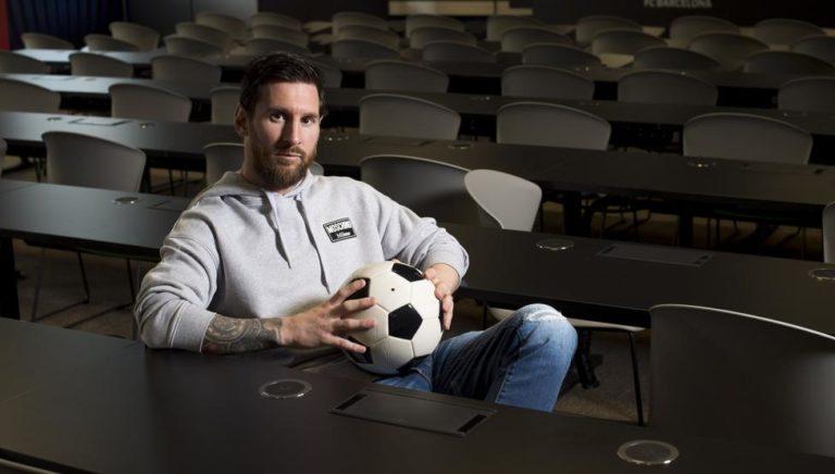 Messi: El Barca no está para ganar la Champions