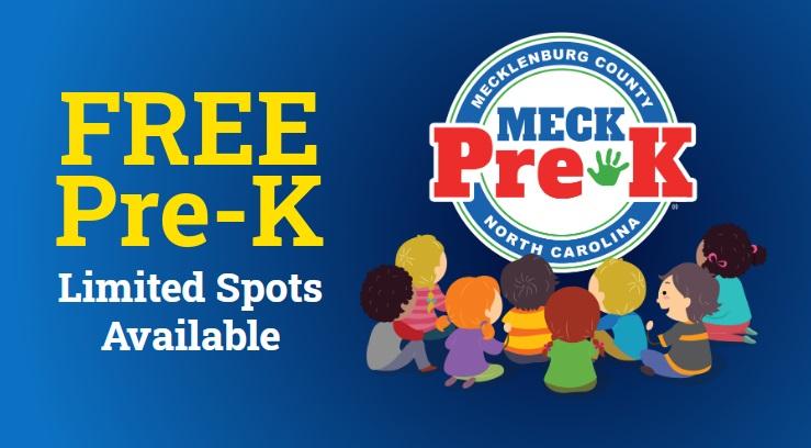 Meck Pre-K, educación para niños fuera de edad escolar