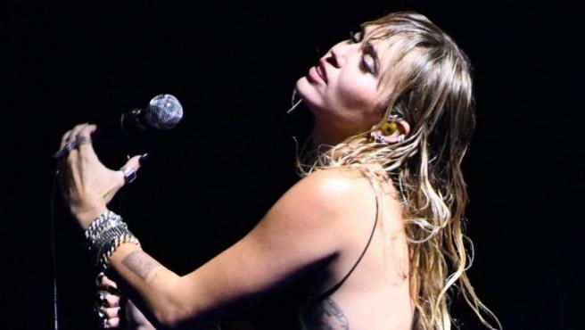 ¡Prevención! Miley Cyrus cancela presentación en GP de Australia