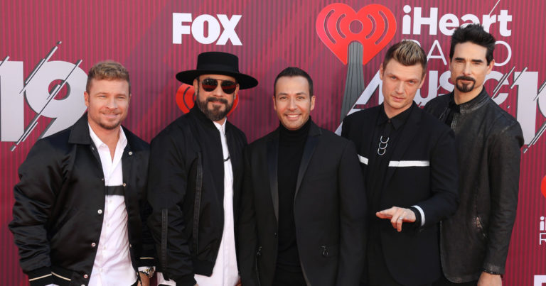 ¡Viral! Backstreet Boys contra el coronavirus