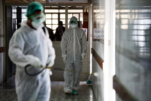 Más de 260 pacientes positivos para coronavirus en NC