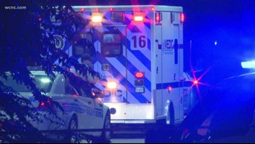 Una persona herida en accidente de tránsito NC