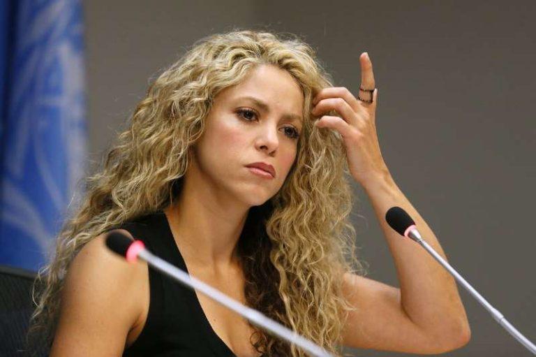 ¡Que fuerte! Shakira le hace una petición al gobierno