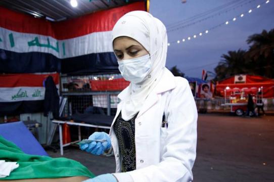 Confirman primera muerte por COVID-19 en Irak