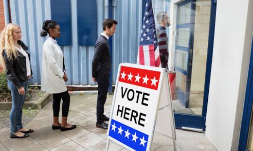 """Votante de NC: """"Es un derecho de los latinos"""""""